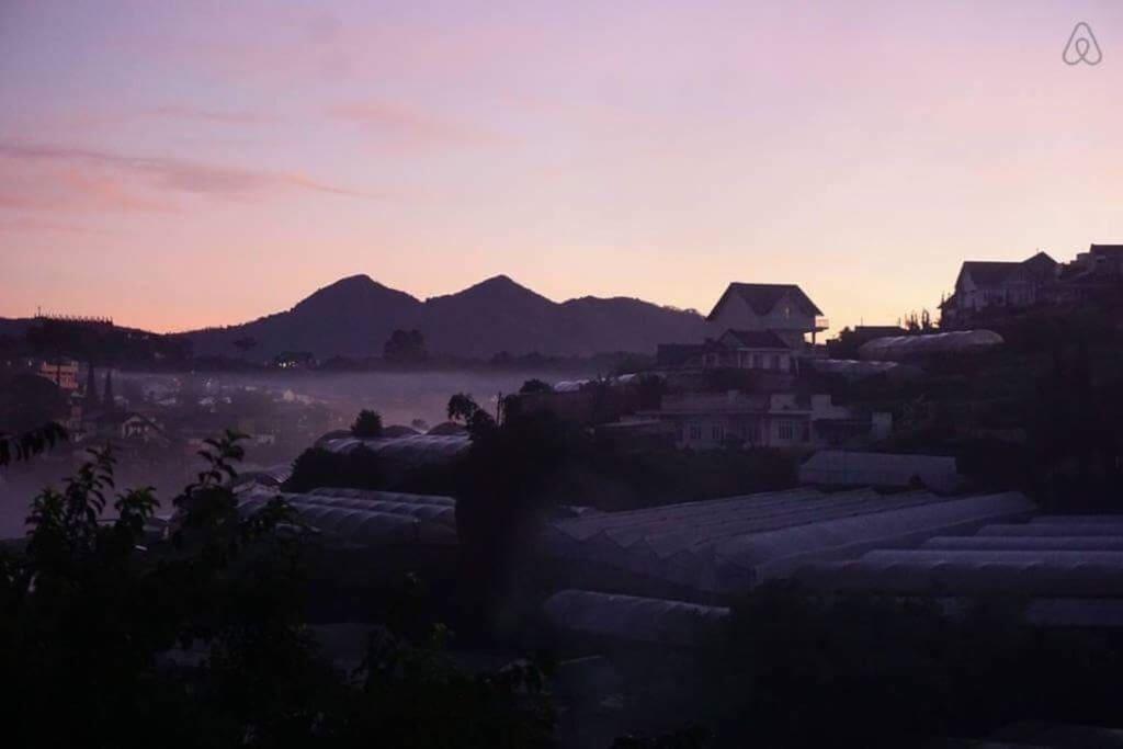 Sunrise on LangBiAng