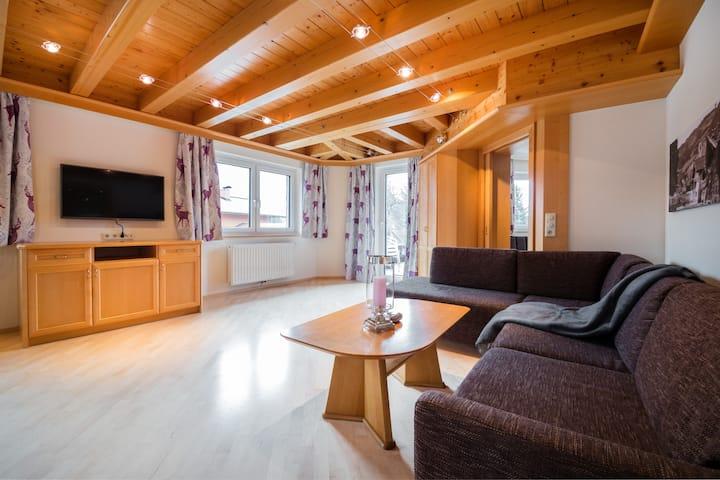Luxuriöses und gemütliches Appartement