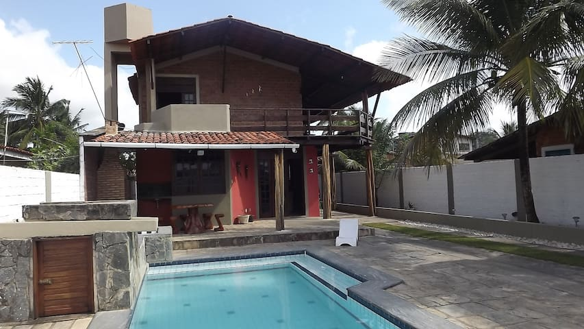 Casa Rústica 150 metros da praia - Paripueira - Casa