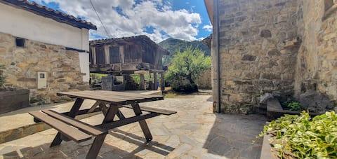 Casa Consuelo, Entorno rural con Barbacoa