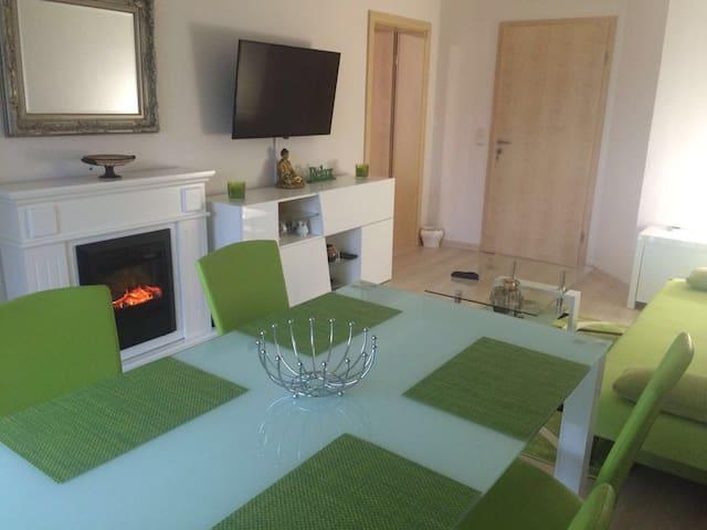 2 Zimmer Ferienwohnung in Obernzell - Obernzell - Apartmen