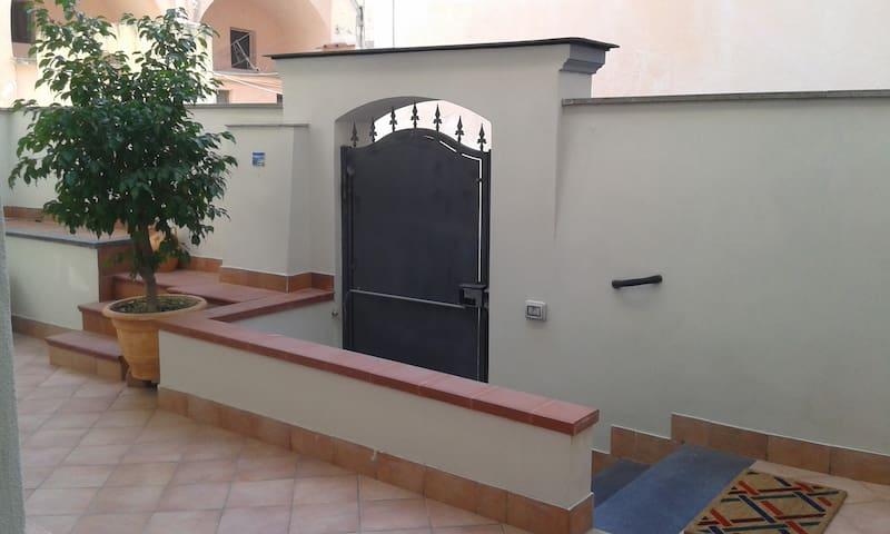 Appartamento soppalcato per 1-4 persone