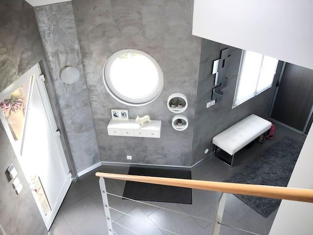 Maison contemporaine 150m2