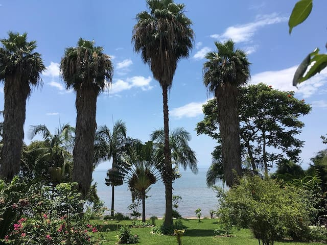 Bright and cozy rooms in paradise - Gisenyi - Hus