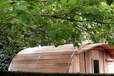 Modern House with Garden / Maastricht / 18 persH