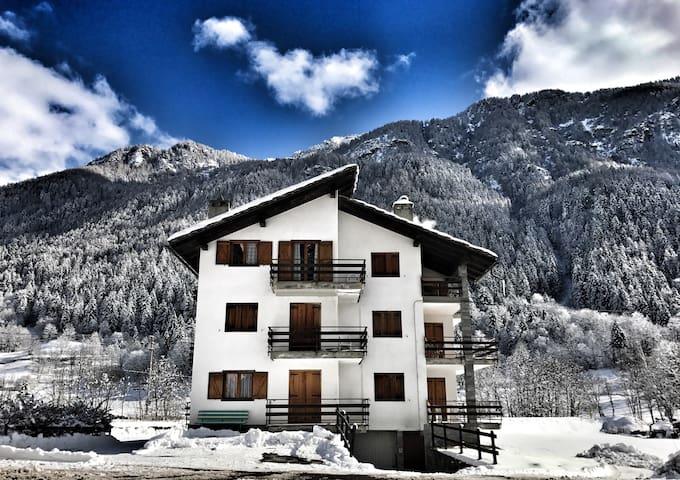 Appartamento a Valtournenche - Moulin - Apartment
