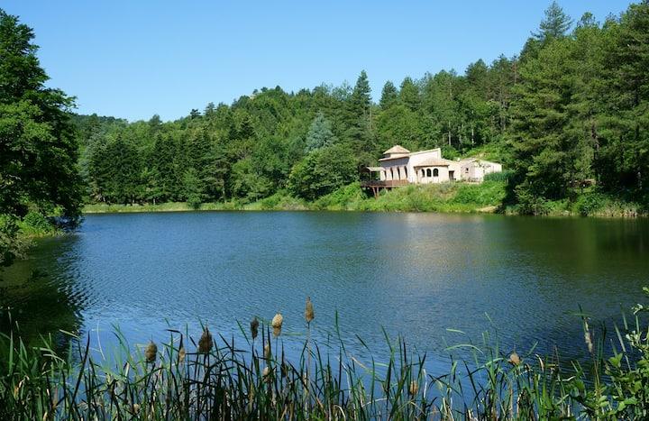Lac du paradis
