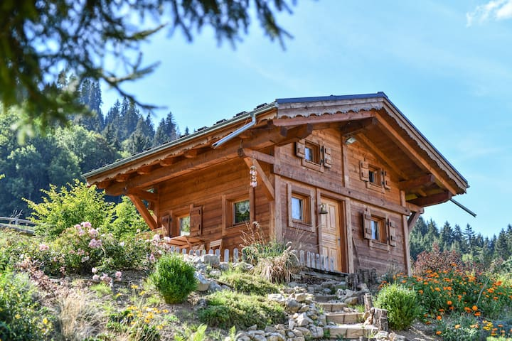 le petit chalet du mont blanc 300m des pistes tiny houses for rent in saint gervais les. Black Bedroom Furniture Sets. Home Design Ideas