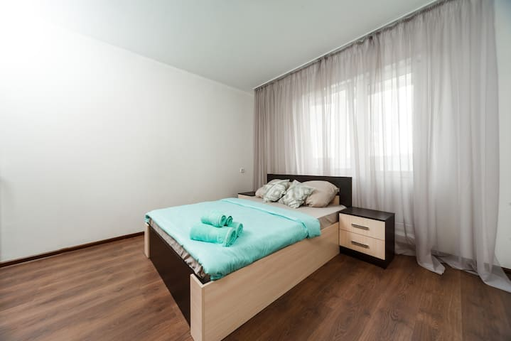 Квартира с приятной атмосферой в новом ЖК