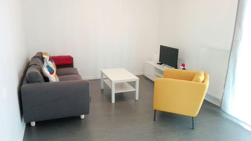 Bordeaux lac,Appartement T3, 70m²