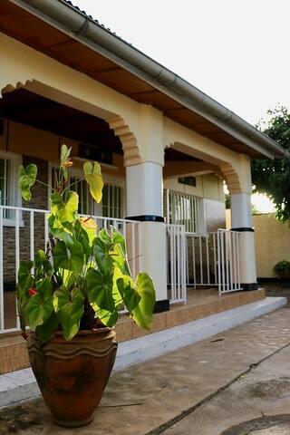 Cosy B&B home in Kacyiru