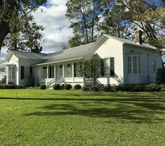 Historic Home Near Thomasville & Tallahassee - Boston