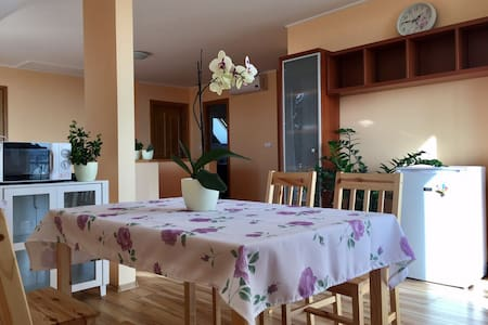 Lake-view family house includes breakfast Rm#201 - Balatonfüred - บ้าน