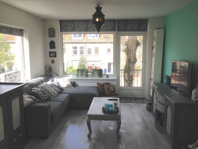 Charming and Cosy Appartment - Haarlem - Leilighet