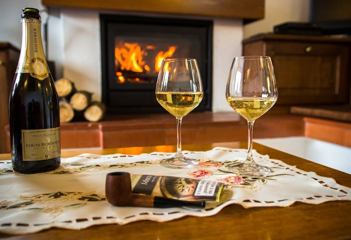 CHALET TREMALZO B  - Chalet with fireplace