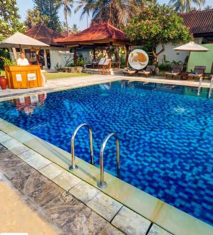Hotel Room @ Rama Candidasa Resort - Karangasem - Daire
