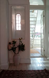 Great light spacious 3 bedroom city apartment - Stege - タウンハウス