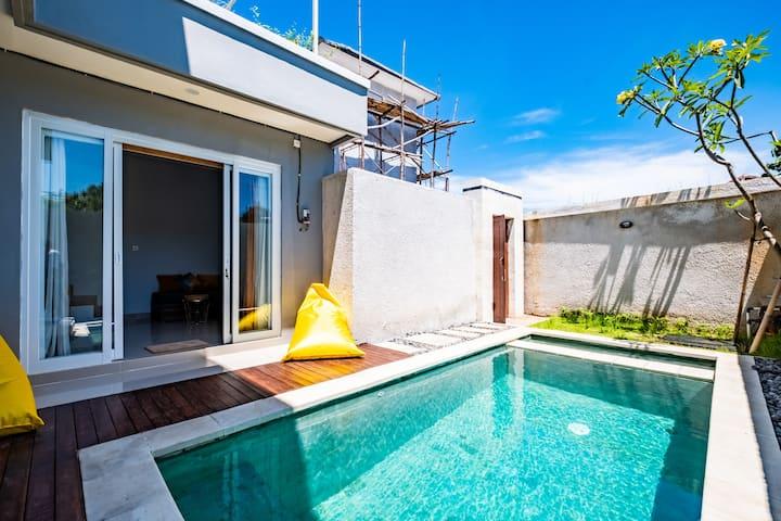 *SBV* 2BR Pool 10mil/month near Bali Buddha Pecatu