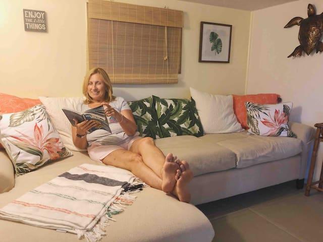 Private Garden Apartment in Hilo