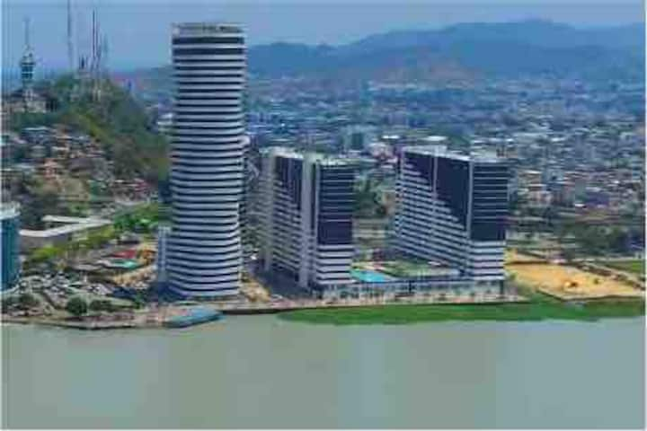 Bellini Apartment best place to enjoy Guayaquil