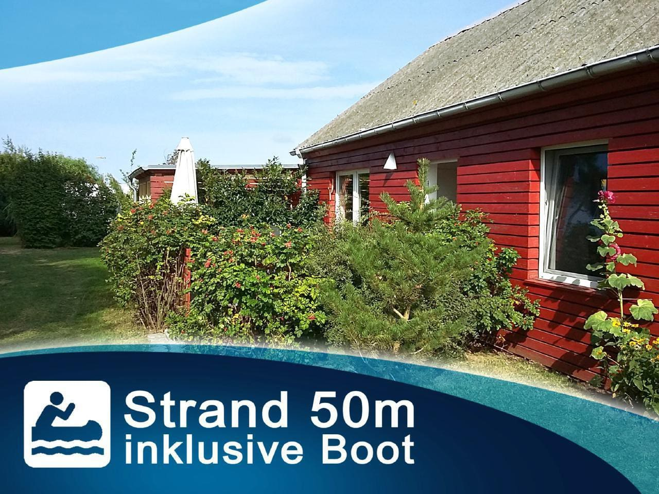 holiday house - baltic sea - near beach - with boat - cheap - accommodation - vacation rental - cottage
