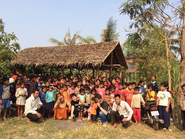 Siem Reap farm stay - Siem Reap Province - Casa