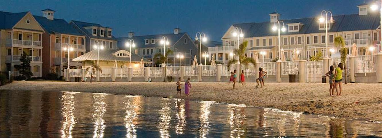 Beach Resort Vacation in OC with Many Amenities