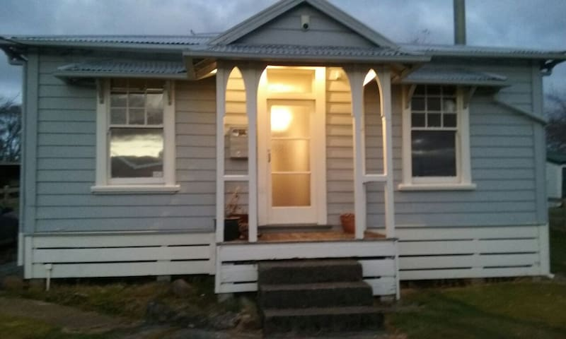 South Edge on Ruapehu. - Ohakune - House