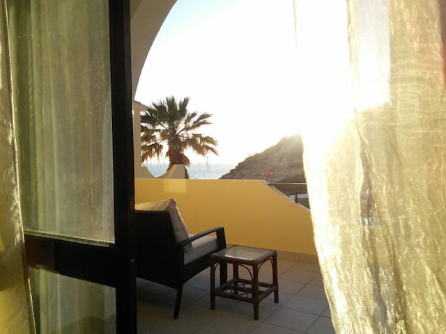 Centeanes Beach Apartment - Carvoeiro - Apartemen