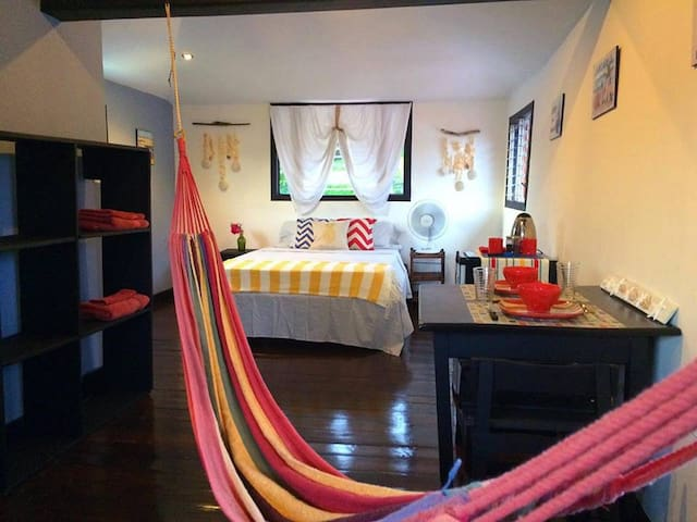 Cozy Studio at the Beach - Playa Hermosa - Flat