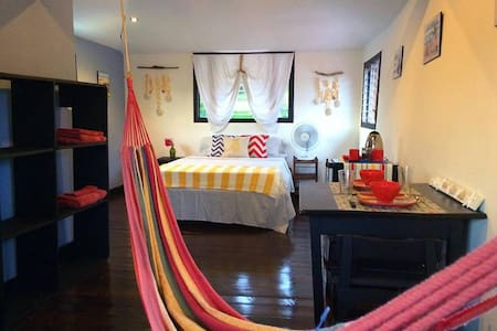 Cozy Studio at the Beach - Playa Hermosa