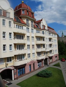 Apartment in the Old Town Street Liberation 16 - Olsztyn - Lejlighed