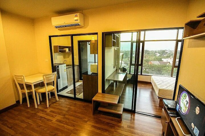 Perfect location of apartment for your trip
