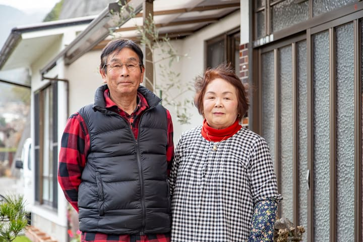 """Rural residence with two meals per night """"Fukui"""""""