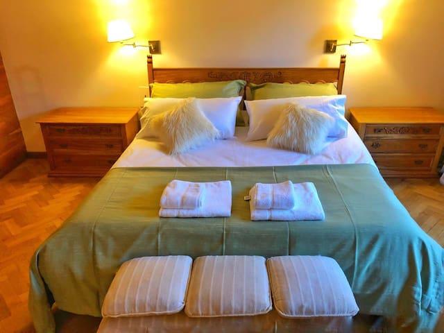 Suite para dos personas habitación número 1