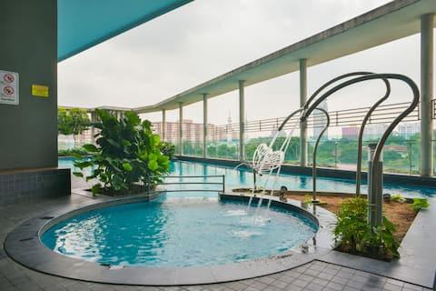Hotel-Style Suite Bukit Bintang KL BBHOMES@CASA