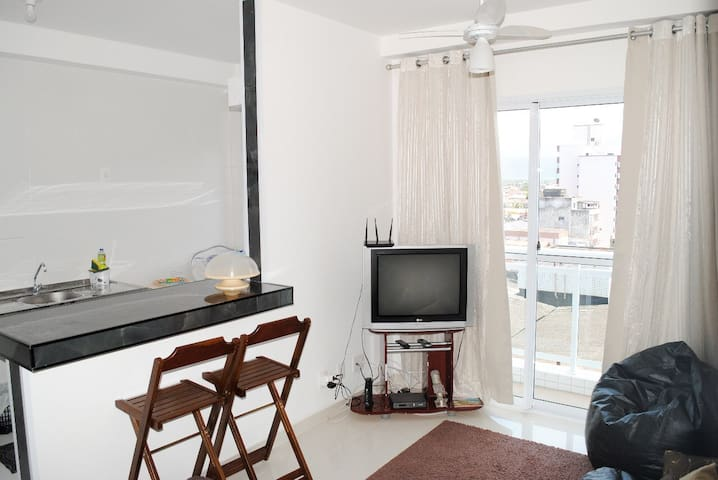 Apartamento para temporada Praia Grande