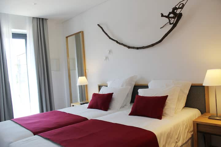 Lousada Country Hotel - Quarto Twin/Duplo