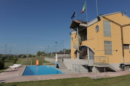 Originale B&B,piscina,Valsinni (MT)