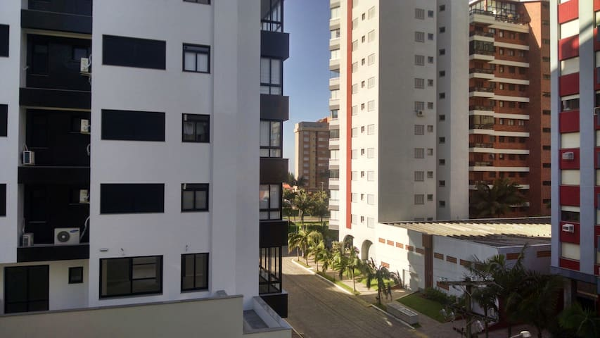 Apartamento no coração da Praia Grande