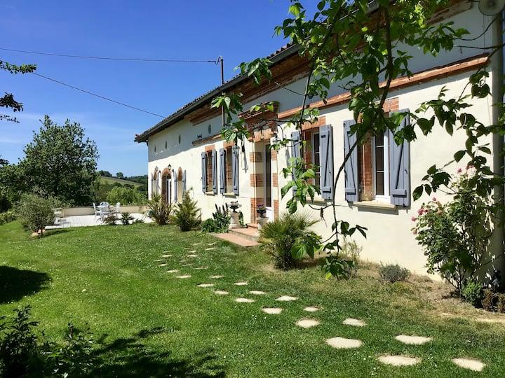 Chambre 1 Maison En Cramaillan
