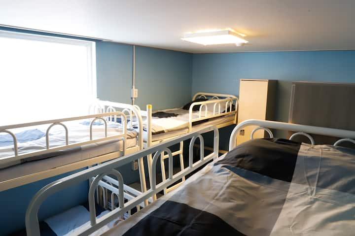 여성전용 도미토리 6인실(6-Bed Female Dormitori) #1