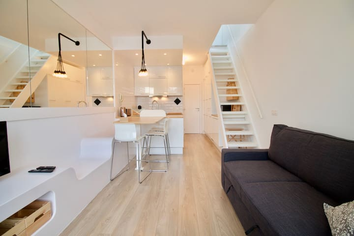 ★ Bright and Beautiful Duplex with terrace 4 Pers.