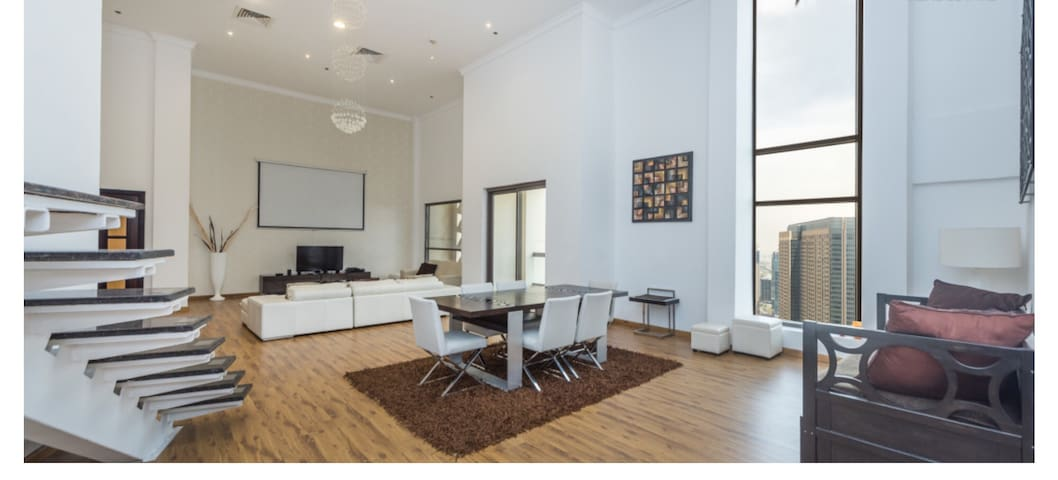 Luxurious & Spacious JBR unique New York 2BR loft