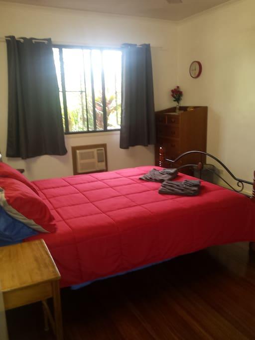 Bedroom 1 .