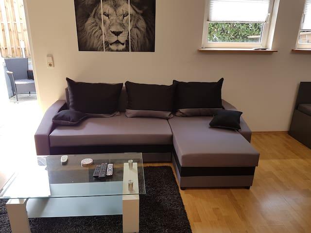 Schöne Wohnung in Karben-Rendel, mit Freisitz