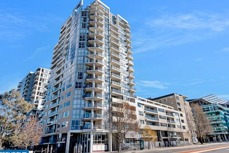 City Living with Water Views - Canberra - Byt