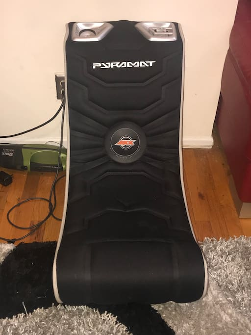 surround sound video gaming chair