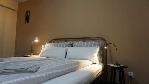 Calm & cozy apartment with High Tatras view