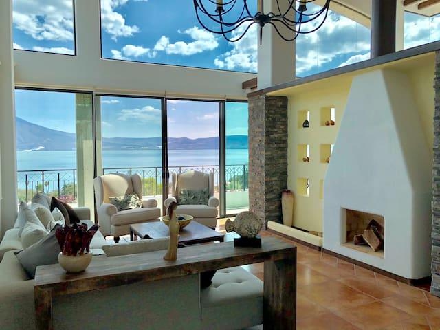 Casa con vista al Lago de Chapala